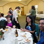 Attendees at the 2013 Annual Banquet