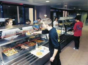 Umn Cafeteria