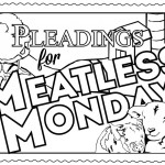 Pleading for Meatless Monday