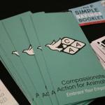TCVF 2015 CAA brochures