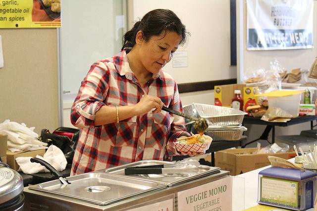 TCVF 2015 food vendor 1