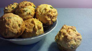 Chedda-Jalapeno Muffins