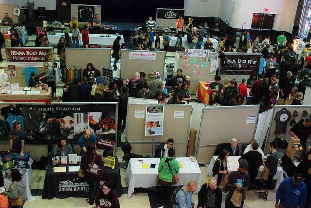 Twin Cities Veg Fest 2016 - Exhibitor Hall 2
