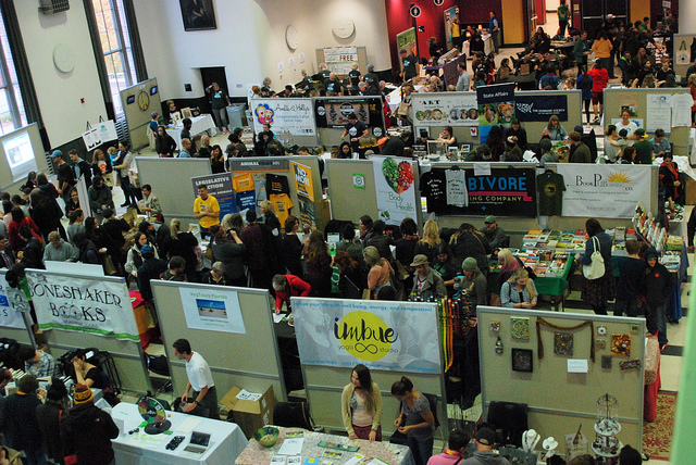 Twin Cities Veg Fest 2016 - Exhibitors Hall